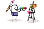 ES cours peinture